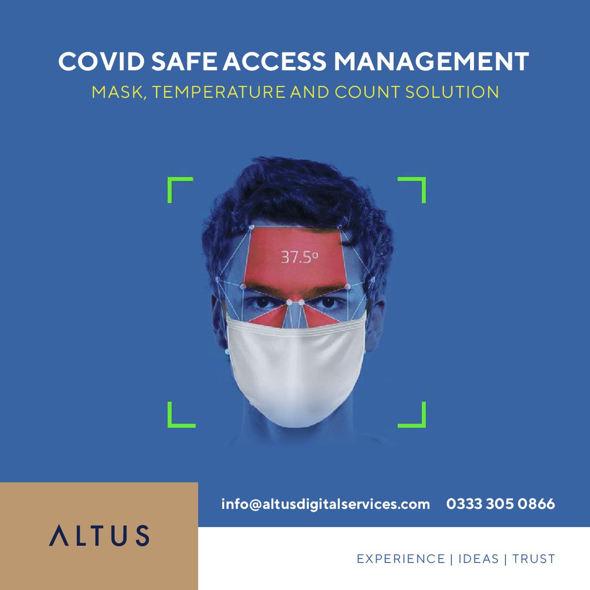 COVID safe buildings and homes Altus Digital
